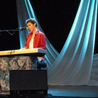 Première partie de Diane Tell en mars 2011